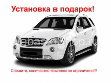 Thermo Top V (бензин) для Mercedes-Benz ML/GL-Class (BR164)