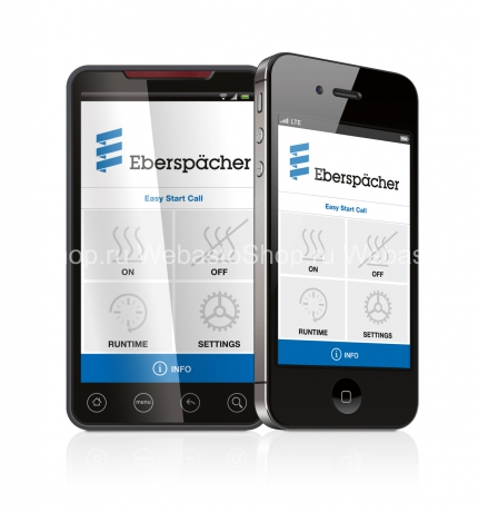 Eberspacher EasyStart Text+ с IR-модулем